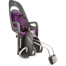 Hamax Caress Kindersitz grau/lila